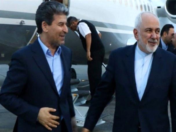 سوختگیری اجباری هواپیمای وزیر امور خارجه در فرودگاه ارومیه!