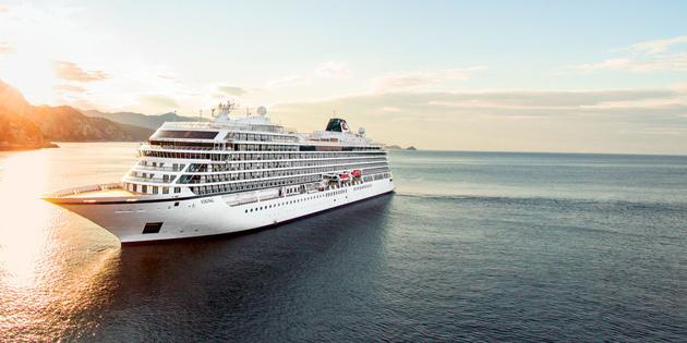 Viking Sun to set 'world's longest cruise' record