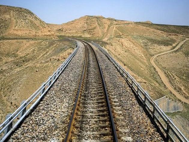 پروژه راهآهن بیرجند یک گام دیگر پیش رفت