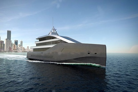 Rolls-Royce to launch LNG fueled yacht