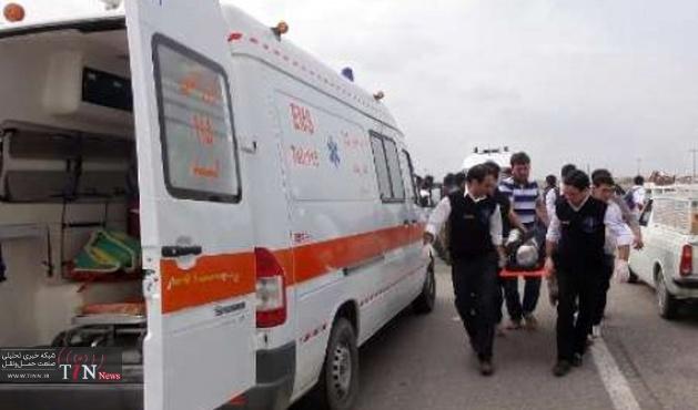 حادثه رانندگی در جاده بروجن به دهاقان دو کشته برجای گذاشت