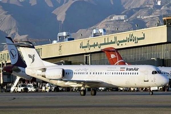 وضعیت فرودگاه مهرآباد برای فصل زمستان