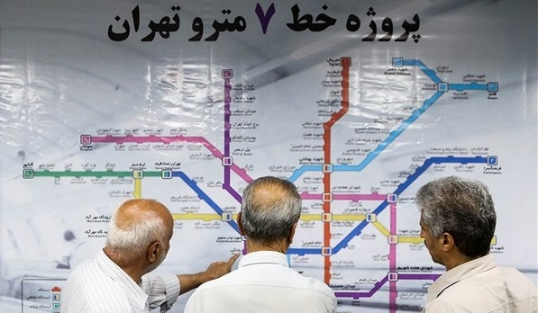 کارت زرد به پیمانکاران مترو