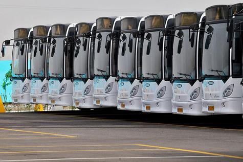 سرویسدهی 1600 دستگاه اتوبوس به شهروندان همزمان با شبهای قدر