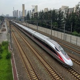Russia suspends passenger trains to China, freight still runs