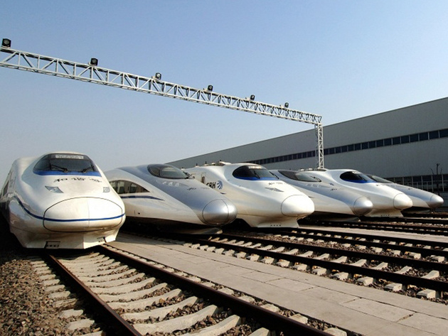 Financing agreed for high speed line PPP