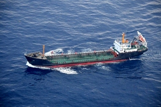 Japan Says Suspected Chinese Ship Spotted Breaking North Korea Sanctions