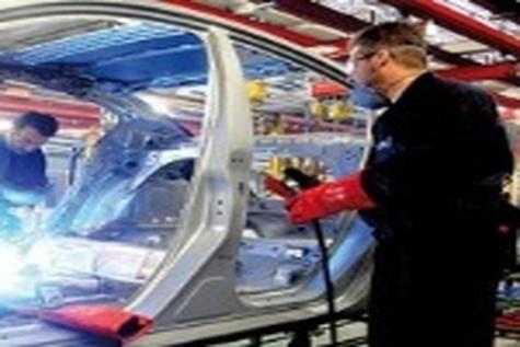 خیز خودروسازان در تولید