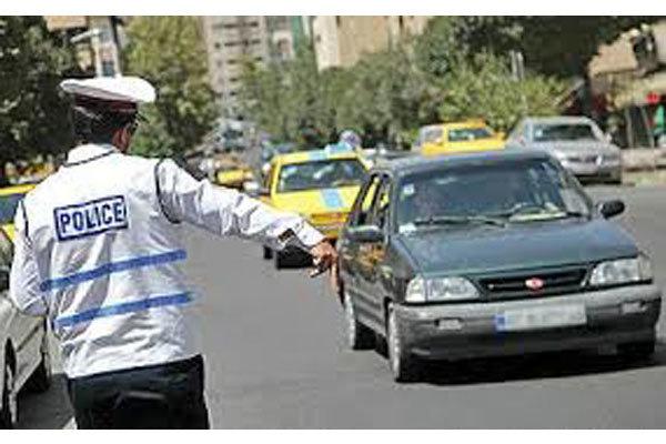 تمهیدات پلیس راهور در روز تشییع پیکر زندهیاد جمشید مشایخی
