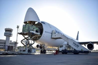 اطلاعیه «هما» در خصوص هواپیمای باری ۷۴۷ حامل دام زنده