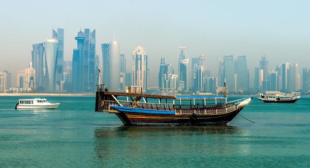 انتخاب بندر صحار به عنوان بندر جایگزین برای مراودات قطر