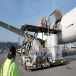 Lufthansa Cargo processes the world's first electronic dangerous goods declaration