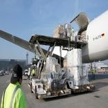 Lufthansa Cargo processes the world's first electronic dangerous goods declaration
