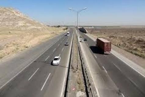 بهسازی و تعریض مسیر ایلام - مهران ۶۰ درصد پیشرفت دارد