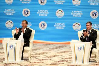 برگزاری نخستین مجمع اقتصادی خزر+عکس