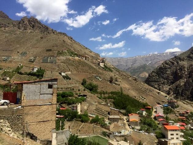 سوداگران زمین در حاشیه توریستی تهران
