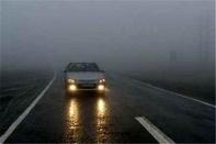 مهگرفتگی در گردنههای استان آذربایجانغربی