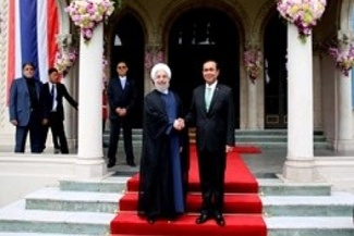 اینفوگرافیک / اوضاع اقتصادی آخرین مقصد سفر آسیایی روحانی