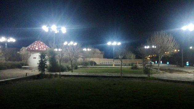 روشنایی پارک های شهر اصفهان به 60 درصد کاهش می یابد