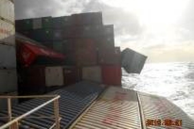 Cargo Washes Ashore in Australia After 83 Containers Tumble from Ship