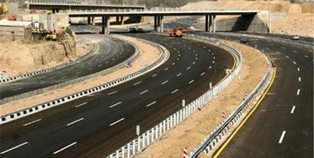 پروژه بزرگراه ایلام-مهران در حال تکمیل است