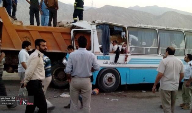 توجه ویژه به عوامل کاهش حوادثجاده ای در مسیر تهران - مشهد ضروری است
