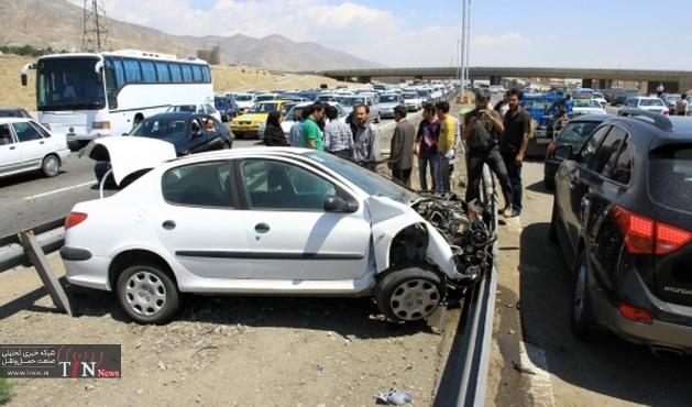 تعداد خودروهای آلمان ۵ برابر ایران / کشتههای حوادثرانندگی ایران ۵ برابر آلمان