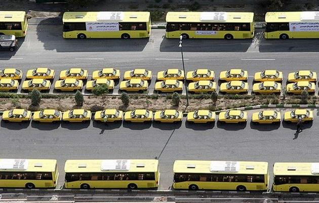 پایان فروردین آخرین مهلت ثبتنام بیمه رانندگان تاکسی و اتوبوس شهری