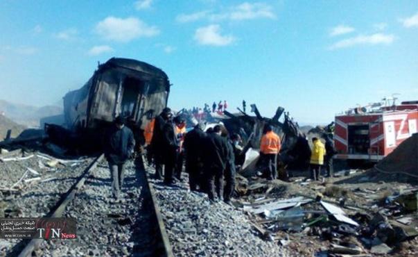 ◄ ۳۶ کشته و ۹۸ زخمی، هنوز دلیل اصلی تصادف مشخص نیست