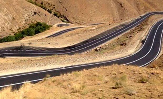 پایان ساخت راه هشتگرد-طالقان پس از ۲۰ سال