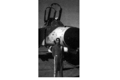 هوای قیری و پرواز خلبانان ایرانی