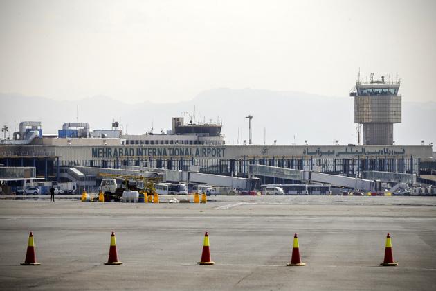 تمام پروازهای فرودگاه مهرآباد برقرار است