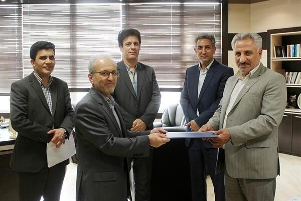 تبادل تفاهم نامه حمل ریلی کنسانتره سنگآهن از زنجان به شرق کشور