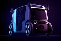 Zoox Autonomous Robotaxi First Look