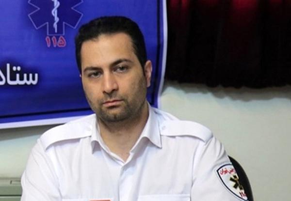 آماده باش اورژانس تهران در مناطق ۲۲ گانه
