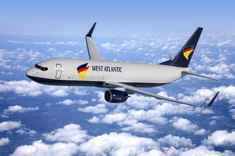 West Atlantic flies through choppy air