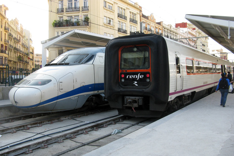 More high speed in the Mediterranean Corridor