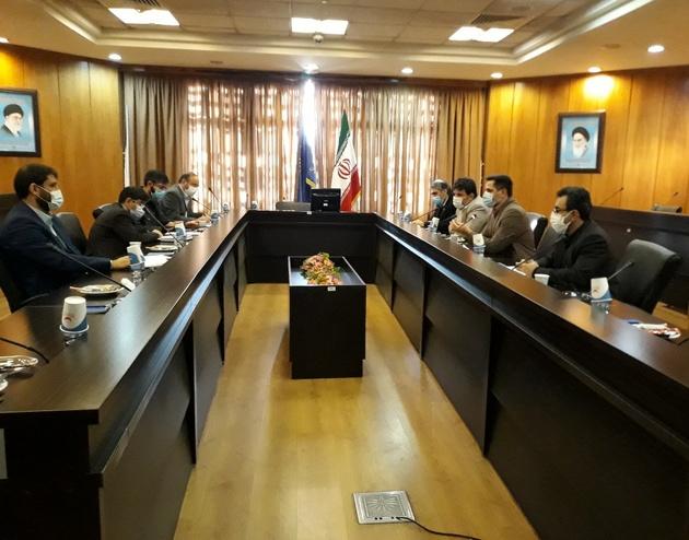 اولین جلسه کارگروه ملی اسناد شهرداری ها و دهیاری ها تشکیل شد