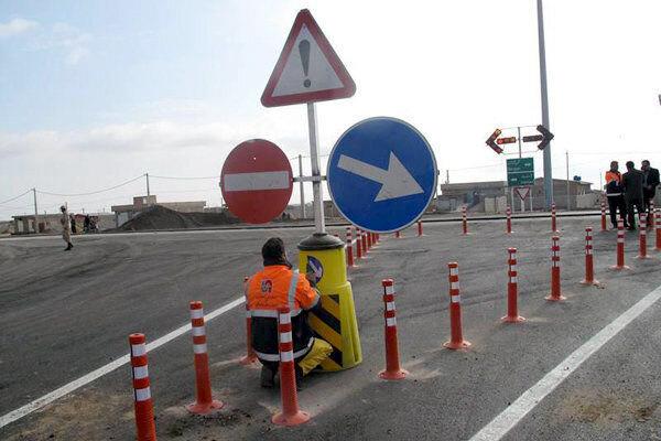 فرجام جاده حادثهخیز آزادگان خمینی شهر