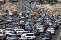 وضعیت راههای کشور/ 25 مهر