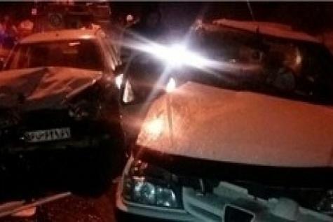 ۳ کشته و مجروح، در یک سانحه رانندگی