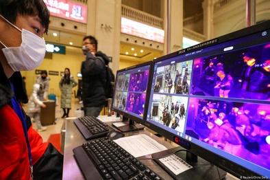 کرونا، حملونقل چین را مختل کرد + تصاویر