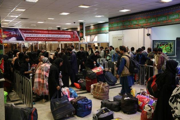 افزایش ۴۰ درصدی تردد مسافرین در پایانه مرزی سیستان و بلوچستان