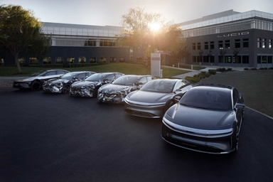 Saudi Arabia Invests in Electric Vehicle Startup Lucid Motors