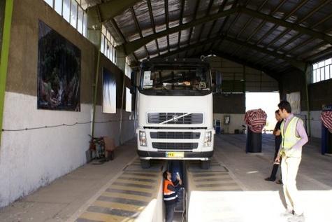 مراجعه ۱۴ هزار و ۵۳۷ وسیله نقلیه به مراکز معاینه فنی استان لرستان