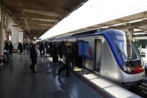 افزایش ساعات فعالیت مترو تبریز با اضافه شدن قطارهای جدید