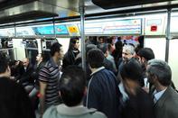 جابجایی ۱۷۱ هزار مسافر توسط مترو در روز عید سعید فطر