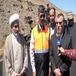 روکش آسفالت 41 کیلومتر از محورهای شهرستان نمین