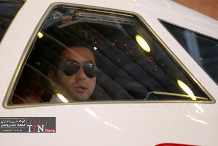 تحویل پنج فروند هواپیمای ATR به ایران