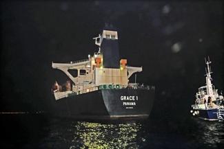 توضیح عراقچی درباره توقیف نفتکش ایرانی توسط نیروی دریایی انگلیس